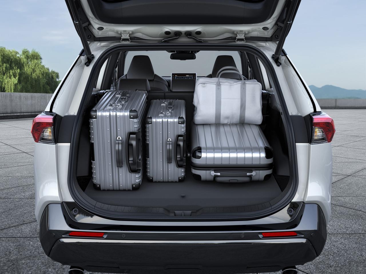 Голям багажник