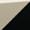 Chiffon Ivory + Bluish Black