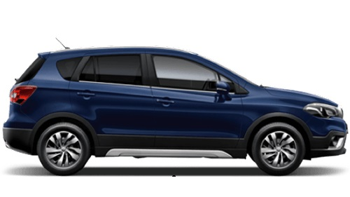 Test-Drive S-Cross Hybrid