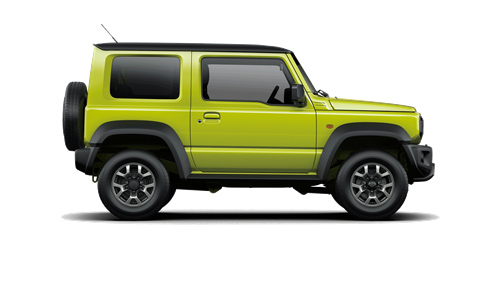 Test-Drive All new Jimny