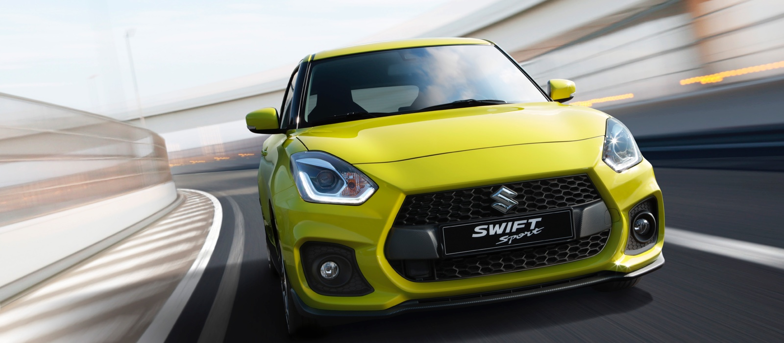 Swift Sport Hybrid
